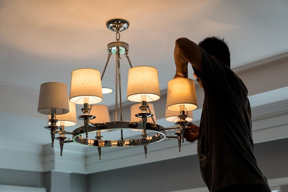 Fredericksburg's Ceiling Fan & Chandelier Installation Company